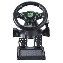 Multilaser Volante Racer 4 Em 1 Para Xbox 360 Ps2, Ps3 Js075