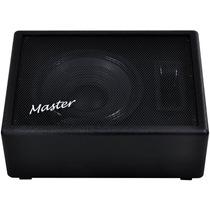 Caixa De Som Acústica Monitor Retorno Palco + Frete Grátis