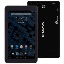 Tablet Bravva Tela 7  Android 8gb Wi-fi Câmera Quadcore
