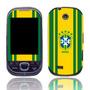 Capa Adesivo Skin367 Samsung Galaxy 5 Gt-i5500b + Kit Tela