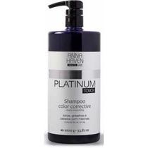 Shampoo Anna Haven Platinum Profissional 1000 Gr