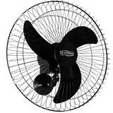 Ventilador Oscilante De Parede 60cm Turbo - C/ 2 Rolamentos