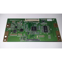 Placa T-com Tv Semp Lc3241w Semi Nova