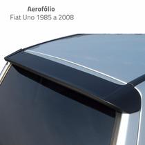 Aerofólio Uno 1º Geração 85/2010 S/les Tgpoli Preto 04.171