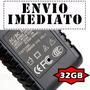 Camera Pequena Para Esconder Tecnologia Espia Videos 32gb