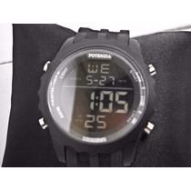 Relógio Esportivo Masculino Digital Cronômetro Luz Barato