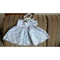 Vestido Para Bebe De Croche