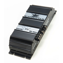 Módulo Amplificador Corzus Hf400 - 400w Rms- 1canal -digital