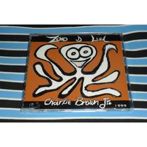 Cd Single - Charlie Brown Jr. - Zóio De Lula De 1999!