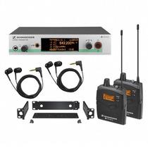 Sennheiser Modelo Ew300 Iem 2 G3 Microfone Novo (und)