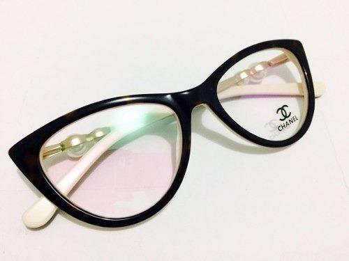 91c0b08c9 Armação De Óculos De Grau Gatinho C/ Pérola à venda em Curitiba Paraná por  apenas R$ 139,99 - CompraMais.net Brasil