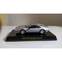 Ferrari 308 Gtb Quatrovalvole Kyosho Escala 1/64