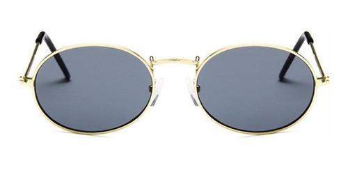 bac1d533b Óculos De Sol Ray Lente Oval Blogueira Tumblr Moda - Cores