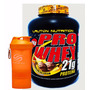 Pro Whey - Lauton Nutrition - 2 Kg De Whey + Coq Smartshake