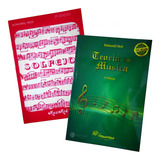 Kit Livros De Teoria Musical + Solfejo Bohumil Med