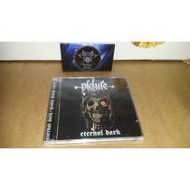 Picture - Eternal Dark + Heavy Metal Ears - Saxon Exciter