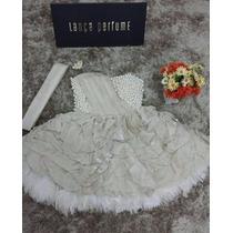 Vestido Lança Perfume Noivas E Debutantes Festa - Casamento