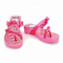 Tamanco Infantil Hello Kitty Colors Rosa - Grendene