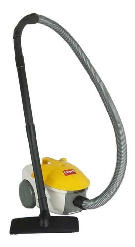 Aspirador Intech Machine Dust1400 2l Amarelo E Cinza 110v