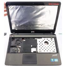 Carcaça Notebook Sti Semp Toshiba Is 1442 Perfeito Estado