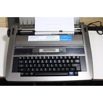 Maquina De Escrever Eletronica Panasonic Kx- R530