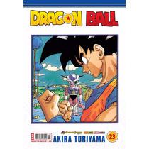 Dragon Ball 23! Mangá Panini! Lacrado! Complete Sua Coleção!