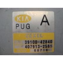 Modulo D Injeção Kia Bongo Diesel Pug- A 39100-42840 L.07.06