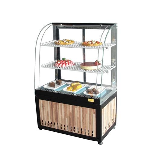 Balcão Refrigerado Para Confeitarias - Dsr Omega