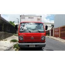 Vw 8150 Delivery Plus 2011 Bau Novo