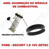 Guarnição Anel Bomba Combustivel Escort 1.8 16v Zetec