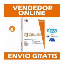 Office 365 Vitalício Office 2018 Original 5pcs/mac 5 Celular