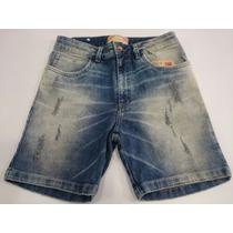 Roupa Feminina Bermuda Missbella Jeans Boyfriend