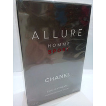 Perfume Allure Homme Sport Extreme Chanel Masculino Original