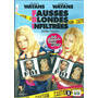 Dvd Import / Fausses Blondes Infiltrèes - As Branquelas Original