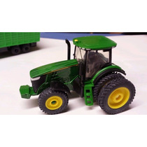 Miniatura Trator John Deere 7215r - 1/64