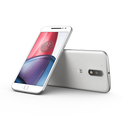 Celular Moto G4 ª Plus Xt1640 32gb Octa - core Branco