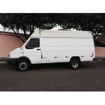 Sucata Iveco Furgão 3510 Turbo (vendido Em Peças)