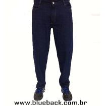Calça Jeans Blue Back - Masculina Tamanhos Grandes