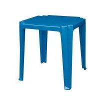 Mesa Plástica Tramontina Tambau Quadrada 92314 Azul 23119