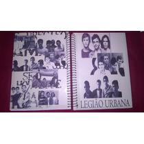 Caderno Legiao Urbana15 Materias