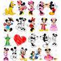 Mickey Minnie Namorados Casal Vetor E Imagens Png