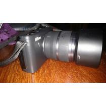 Nikon J1 - Duas Lentes (10-30) E (30-110) + 2 Baterias