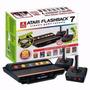 Atari Flashback 7 Original Com 101 Jogos Na Memória