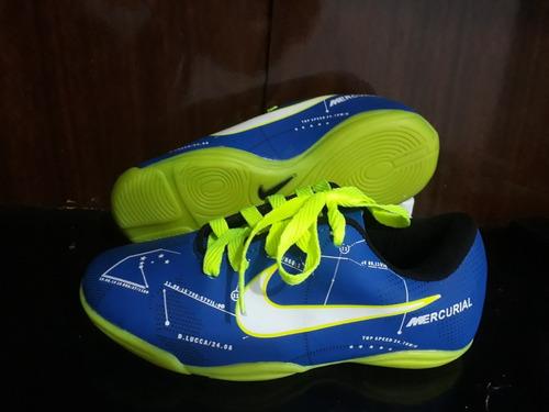 Tenis Chuteira Nike Infantil Atacado Com 12 Pares Promoção 72ef84d0c606f