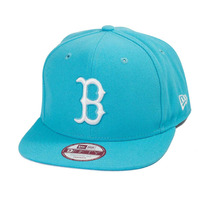 Boné New Era Snapback Original Fit Boston Red Sox Azul