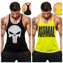 Busca camisetas regatas cavadas com os melhores preços do Brasil ... e2c184796d9