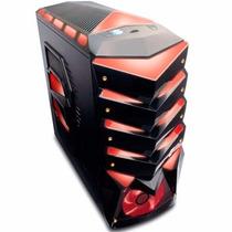 Gabinete Gamer Dazz Atx/micro-atx Megalodon