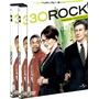 30 Rock - 1ª Temporada Completa - Box C/ 04 Dvd.s - Original