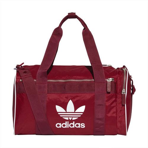 54a904ac8 Mochila Nike Brasília. undefined Loading zoom. Bolsa adidas Originals  Duffle Adicolor Média - Único - Vinho