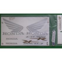 Kit Adesivos Honda Cb 300r 2015 Preta